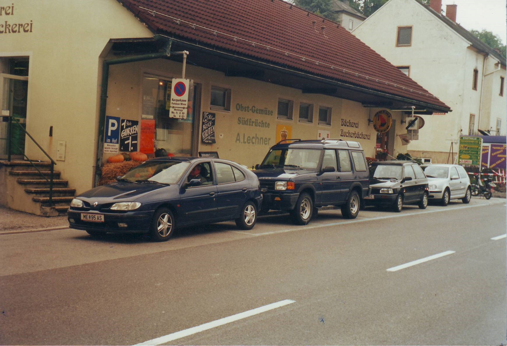 neuem Geschäft in der Stauwerkstraße